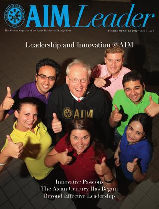AIM Leader 4th Quarter 2012