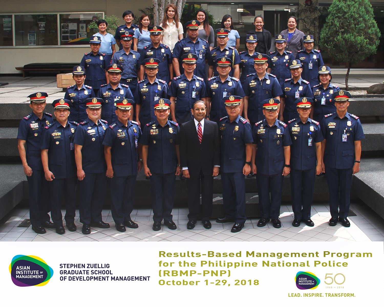 Philippine Airforce DEP program participants