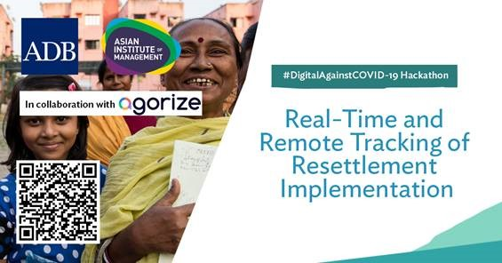 Real-Time and Remote Tracking of Resettlement Implementation