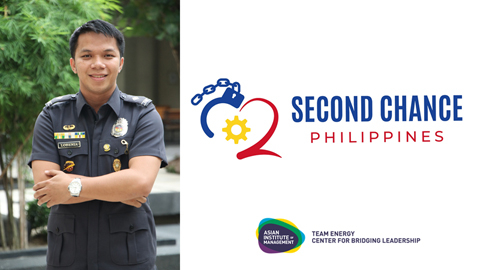 FBLP 3 Fellow Gives Hope to Former Inmates through Second Chance Phils